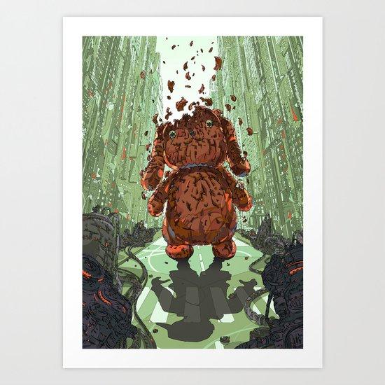 Petdestroyer Art Print