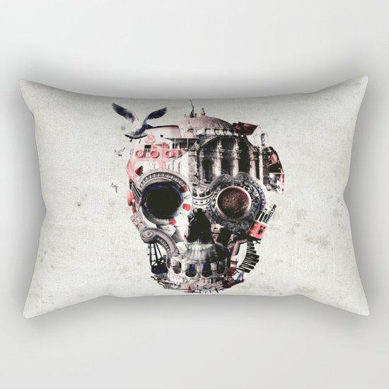 Istanbul Skull Rectangular Pillow