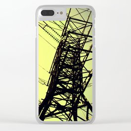Pylon Clear iPhone Case