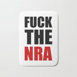 Fuck The NRA Bath Mat