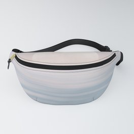 Moon Over Calm Waters Fanny Pack
