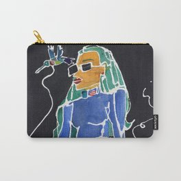 Hummingbird Bitch Carry-All Pouch