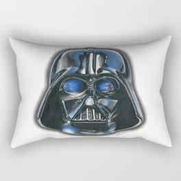 A Darth Vader Christmas Rectangular Pillow