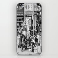 seoul iPhone & iPod Skins featuring Everyday Seoul by Jennifer Stinson