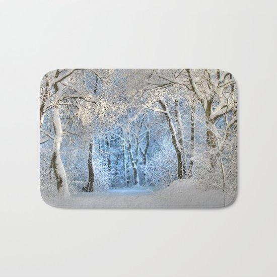 Another winter wonderland Bath Mat