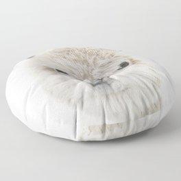 PEEKY ALPACA Floor Pillow