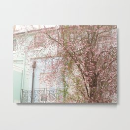 London spring Metal Print