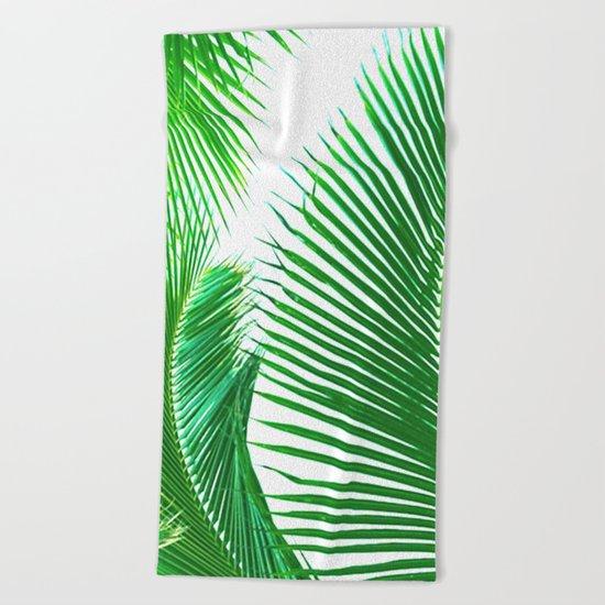 ARECALES II Beach Towel