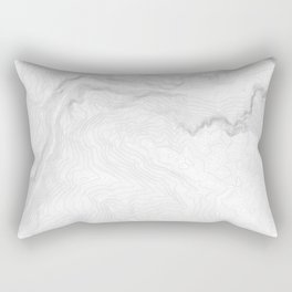 Yosemite Elevation Rectangular Pillow