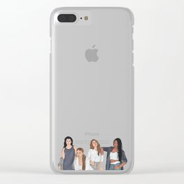fifth harmony Clear iPhone Case