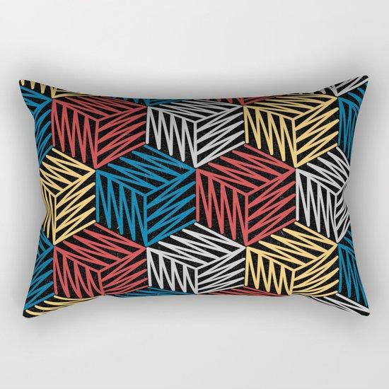 Life in the Jungle Rectangular Pillow
