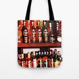 Booze Tote Bag
