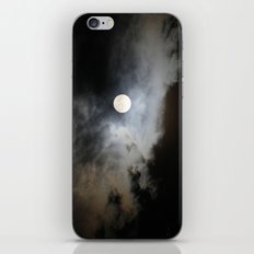 Super Moon iPhone & iPod Skin