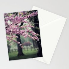 Blossoms for the Road ahead Stationery Cards