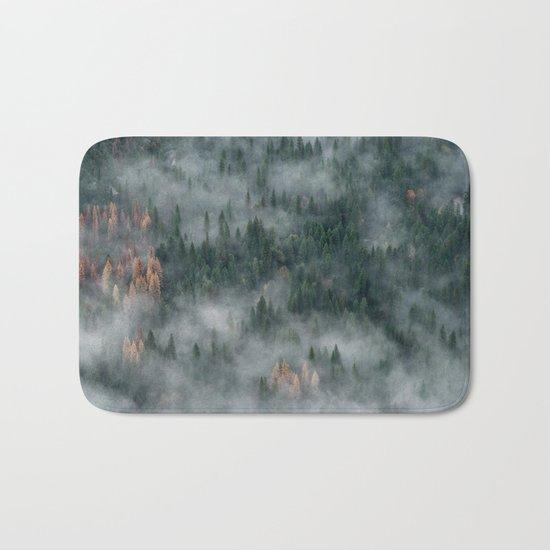 Woods landscape Bath Mat