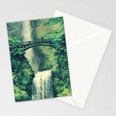 Multnomah Waterfall Stationery Cards