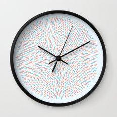 Circle Murmuration Wall Clock