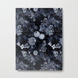 EXOTIC GARDEN - NIGHT VII Metal Print