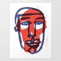 umbra sumus / 01 Art Print