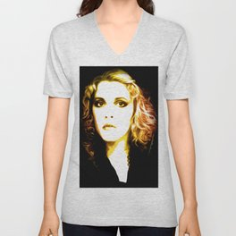 Stevie Nicks - Dreams - Pop Art Unisex V-Neck