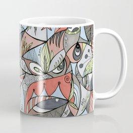 We See Coffee Mug