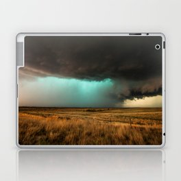 Jewel of the Plains - Storm in Texas Laptop & iPad Skin