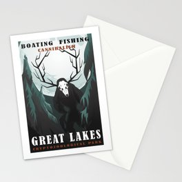 CPS Great Lakes Stationery Cards