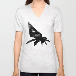 Reapers are coming Unisex V-Neck