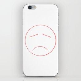 Unsmile iPhone Skin
