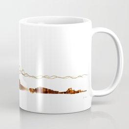 Cube Lady Coffee Mug