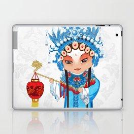 Beijing Opera Character GongNv Laptop & iPad Skin