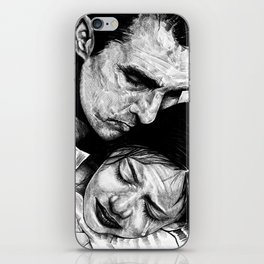 I can't be your ghost - Interstellar iPhone Skin