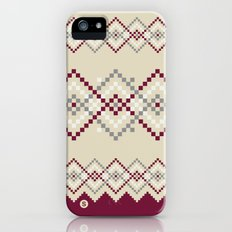 Jacquard 04 iPhone (5, 5s) Slim Case