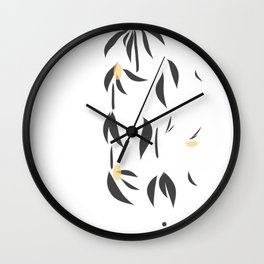 Asian dream Wall Clock