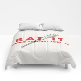 Bat it - Zombie Survival Tools Comforters