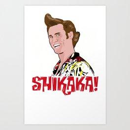 Shikaka Art Print