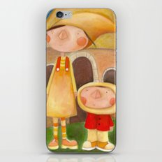 Mom iPhone & iPod Skin