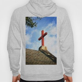 Cross Church Roof Hoody