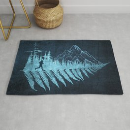 Forest Runners Rug