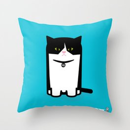 NIKI Throw Pillow