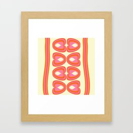 Psi Sixties Framed Art Print