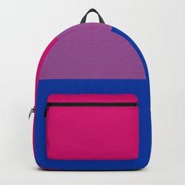Bisexual Pride Flag LGBTQ Backpack
