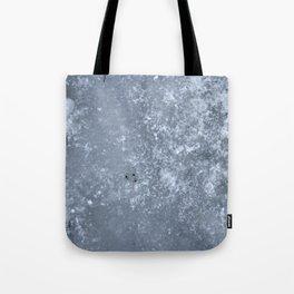 Frozen Over Tote Bag
