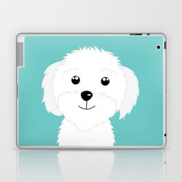 It is a puppy - National Puppy Day Laptop & iPad Skin