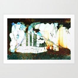 Pareidolia-6 Art Print