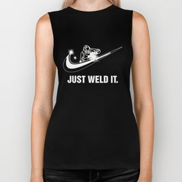 Just Weld It Welder Biker Tank