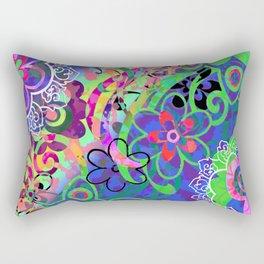 Time To Weed Rectangular Pillow