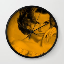 Jane Fonda - Celebrity Wall Clock