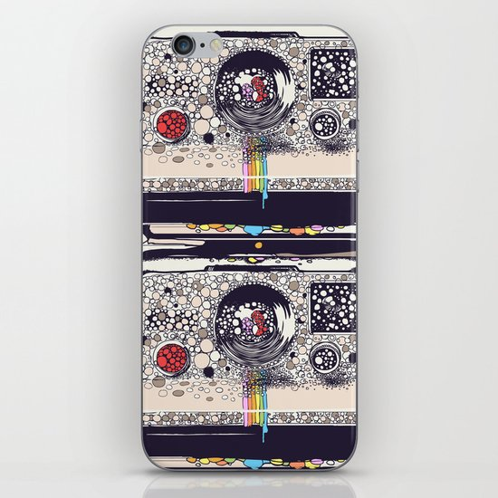 COLOR BLINDNESS iPhone & iPod Skin