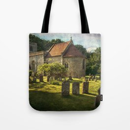 St Peter and St Paul Checkendon Tote Bag
